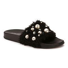 Olivia Miller Wales Women's Slide Sandals