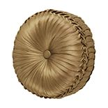 37 West Reilly Tufted Round Throw Pillow