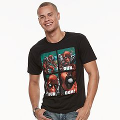 Men's Deadpool Dun Tee