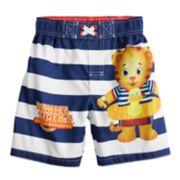 Toddler Boy Daniel Tiger Swim Trunks