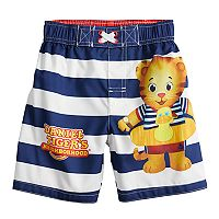 Toddler Boy Daniel Tiger Swim Trunks
