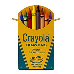 Crayola Classic Box of 8 Crayons 2018 Hallmark Keepsake Christmas Ornament