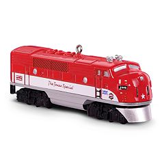 LIONEL Trains 2245P Texas Special Locomotive 2018 Hallmark Keepsake Christmas Ornament