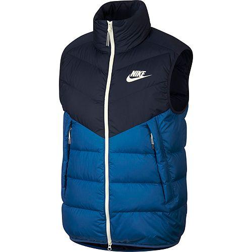 Nike Windrunner Down Fill Vest Men's Sportswear (Multi Colors) + $15 Kohls Cash