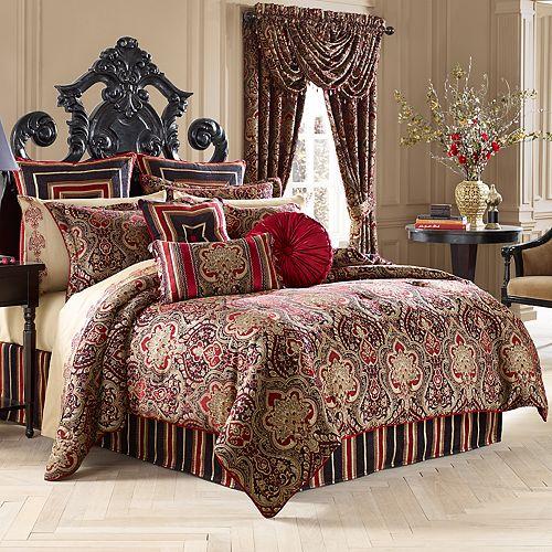 37 West Remington 4-piece Comforter Set