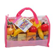 Gi-Go Toy 120-Piece Play Food Set