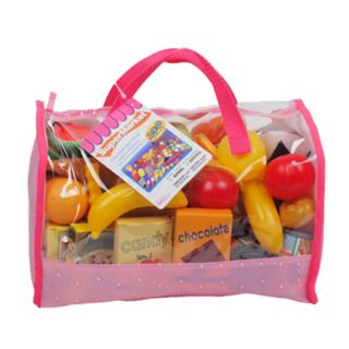 Gi-Go Toy 120-Piece Play Food Set