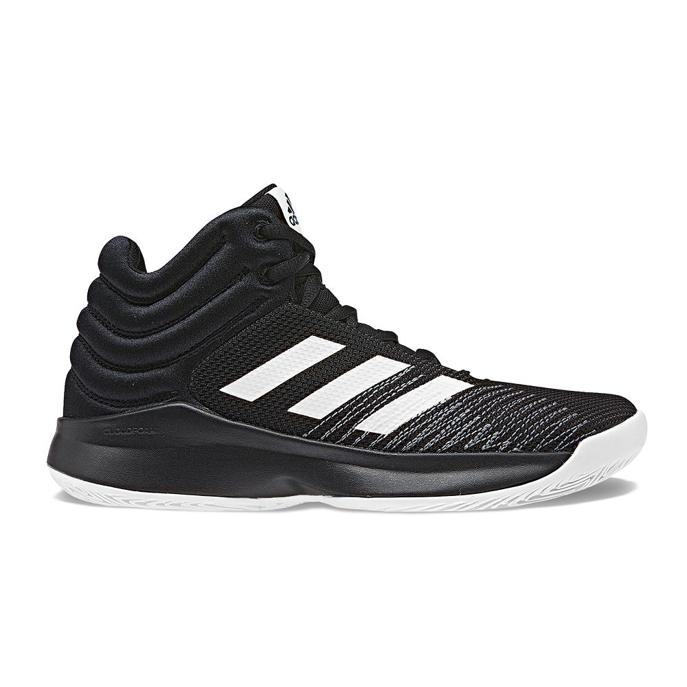 boys black adidas shoes