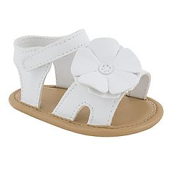 Baby Girl Wee Kids Flower Sandal Crib Shoes