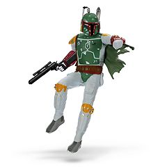 Star Wars: Return of the Jedi Boba Fett 2018 Hallmark Keepsake Christmas Ornament