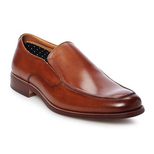 Apt. 9® Adrian Men's Leather Loafer Dress Shoes