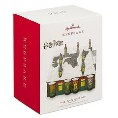 Harry Potter Honeydukes Sweet Shop 2018 Hallmark Keepsake Christmas Ornament