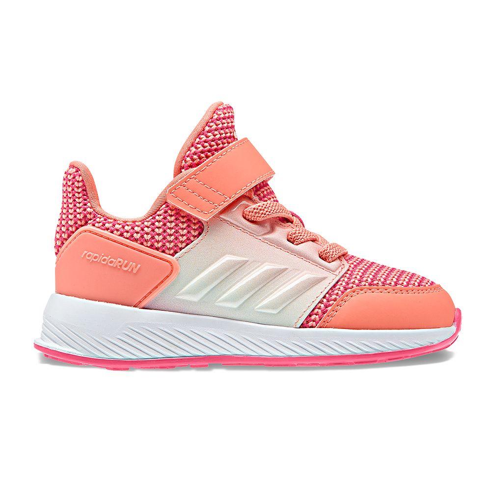 half off dd73c e8d62 adidas Rapida Run EL Toddler Girls  Sneakers