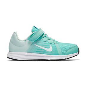 Nike Downshifter 8 Preschool Girls' Sneakers