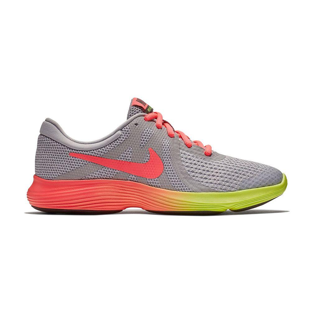 718f4f32c8ad Nike Revolution 4 Fade Grade School Girls  Sneakers