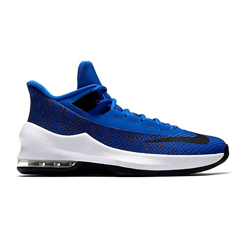 the best attitude 0ab9c e93de Nike Air Max Infuriate II Mid Grade School Boys  Basketball Shoes
