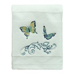 Bacova Watercolor Garden Hand Towel