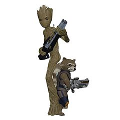Marvel Avengers: Infinity War Groot & Rocket 2018 Hallmark Keepsake Christmas Ornament