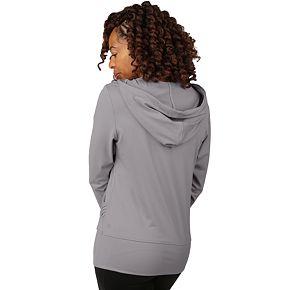 Women's Soybu Paschi Hooded Yoga Jacket