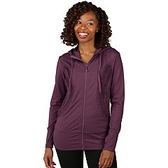 Women's Soybu Paschi Hooded Yoga Jacket