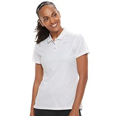 Women's Nike Dry Printed Golf Polo
