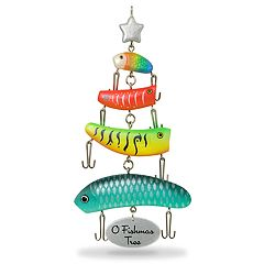 O Fishmas Tree 2018 Hallmark Keepsake Christmas Ornament