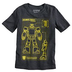 Boys 4-10 Jumping Beans® Transformers 'Bumblebee' Graphic Tee