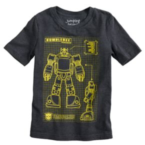 "Boys 4-10 Jumping Beans® Transformers ""Bumblebee"" Graphic Tee"