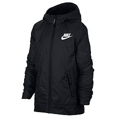 Boys 8-20 Nike Fleece-Lined Jacket