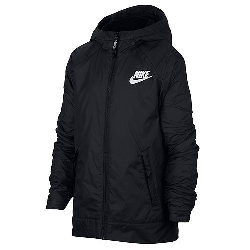Boys 8-20 Nike Fleece-Lined Jacket