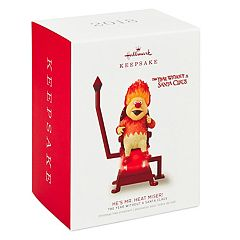 The Year Without a Santa Claus He's Mr. Heat Miser! 2018 Hallmark Keepsake Christmas Ornament