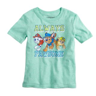 """Boys 4-10 Jumping Beans® Paw Patrol """"Always Pawsome"""" Graphic Tee"""