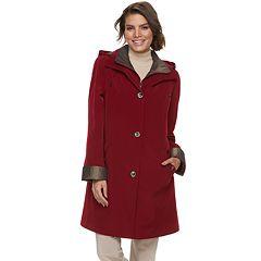 Women's Gallery Hooded Lined Rain Jacket