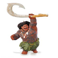 Disney Moana Maui 2018 Hallmark Keepsake Christmas Ornament