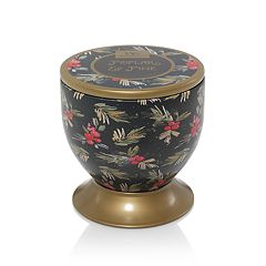 WoodWick Gallerie Poplar & Pine 8.5-oz. Berry design Candle Tin