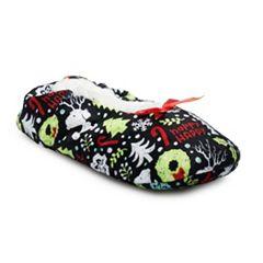 Women's Peanuts Snoopy Fuzzy Babba Gripper Slipper Socks