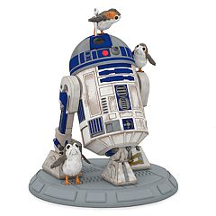Star Wars: The Last Jedi Porgs of a Feather 2018 Hallmark Keepsake Christmas Ornament