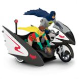 DC Comics Batman Classic TV Series Batcycle 2018 Hallmark Keepsake Christmas Ornament
