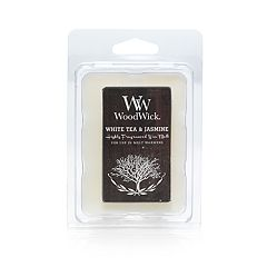 WoodWick White Jasmine 6-piece Wax Melt Set