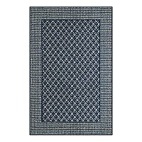 Maples Covington Navarre Framed Geometric Rug