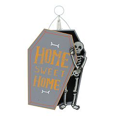 Celebrate Halloween Together 'Home' Wall Decor