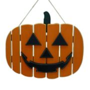 Celebrate Halloween Together Pumpkin Wall Decor