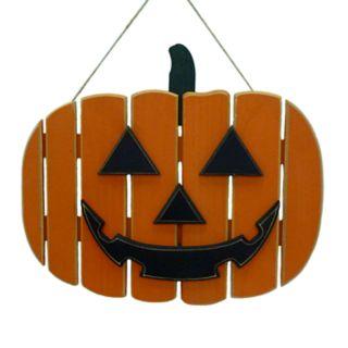 Celebrate Halloween Together Pumpkin Wall Decor