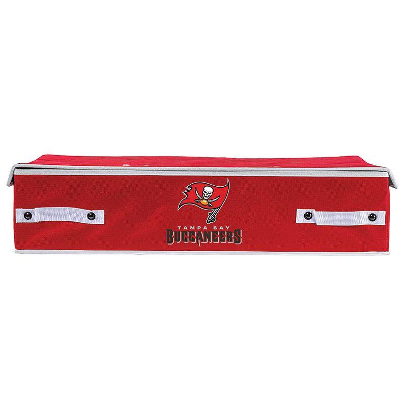 Franklin Sports Tampa Bay Buccaneers Large Under-the-Bed Storage Bin. Team