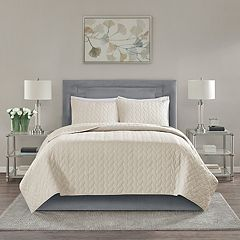 Madison Park Addie 3-piece Coverlet Set