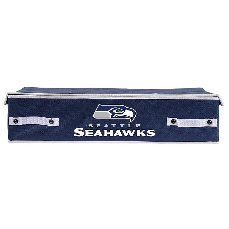 Franklin Sports Seattle Seahawks Large Under-the-Bed Storage Bin. Team