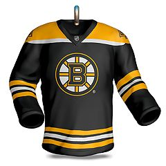 NHL Boston Bruins Jersey 2018 Hallmark Keepsake Christmas Ornament
