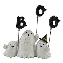 Celebrate Halloween Together 'Boo' Ghost Photo Clip
