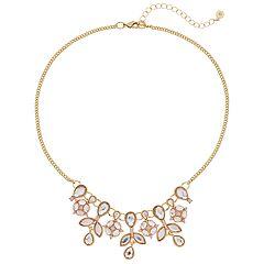 LC Lauren Conrad Drop Statement Necklace