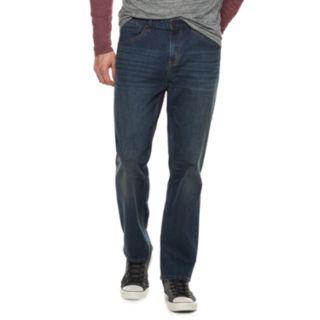 Big & Tall Unionbay Mercer Straight-Fit 5-Pocket Jeans